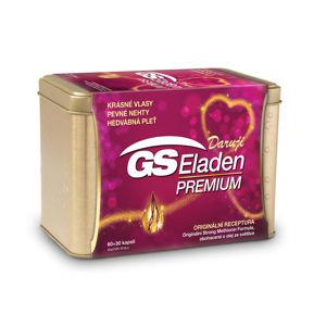 GS Eladen Premium dárkové balení 60+30 kapslí
