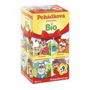 Apotheke Dětský BIO Pohádkový čaj Pohádková zahrádka 20x2 g