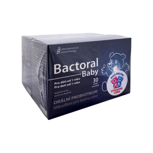 Bactoral Baby DUO 2x30 sáčků