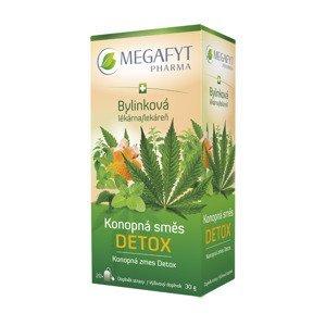 Megafyt Bylinková lékárna Konopná směs Detox 20x1,5 g