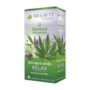 Megafyt Bylinková lékárna Konopná směs Relax 20x1,5 g