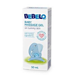 BEBELO Baby massage gel masážní gel 50 ml