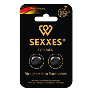 Sexxes pro muže 2 tablety