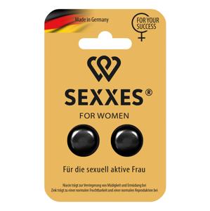 Sexxes pro ženy 2 tablety