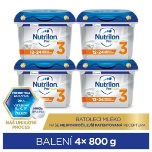 Nutrilon Profutura 3 4x800 g