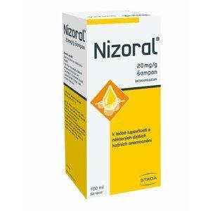 Nizoral 20mg/g šampon 100 ml