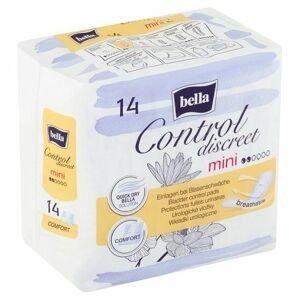 Bella Control Discreet mini urologické vložky 14 ks