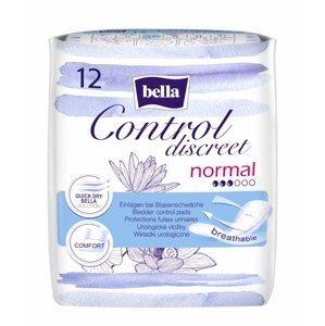 Bella Control Discreet normal urologické vložky 12 ks