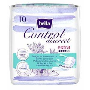 Bella Control Discreet extra urologické vložky 10 ks