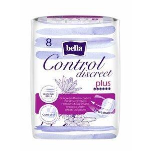 Bella Control Discreet plus urologické vložky 8 ks