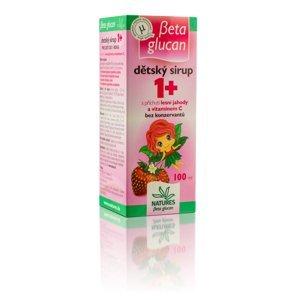 Beta glucan Dětský sirup 1+ 100 ml