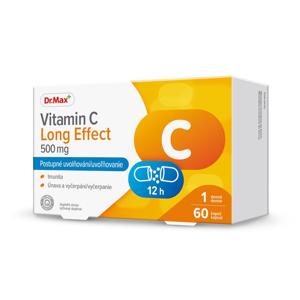 Dr.Max Vitamin C Long Effect 500 mg 60 kapslí