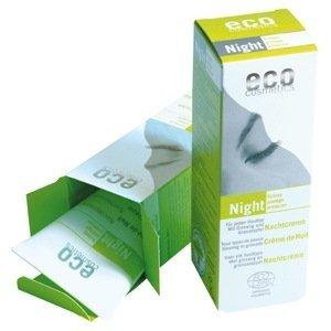 Eco Cosmetics Noční krém BIO 50 ml