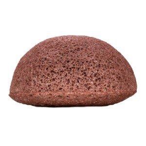 Kongy Konjaková houbička růžový jíl 1 ks