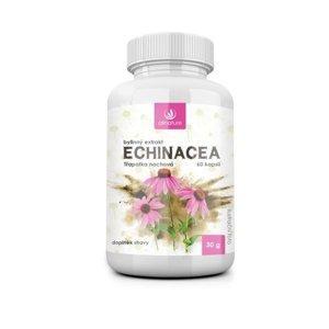Allnature Echinacea bylinný extrakt 60 kapslí