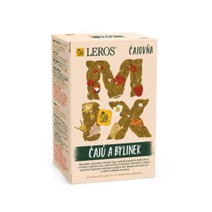 Leros Čajovna Mix čajů a bylinek 18 sáčků