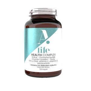 Alife Beauty and Nutrition Health Complex 120 kapslí
