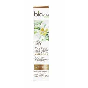 BioPha Anti-Age oční krém 15 ml