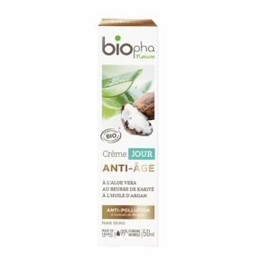 BioPha Anti-Age revitalizující denní krém 50 ml