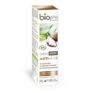BioPha Anti-Age revitalizující noční krém 50 ml