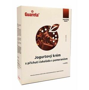 Guareta Morning Start jogurtový krém v prášku čokoláda s pomerančem 3 sáčky