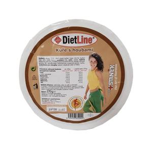 DietLine Kuře s houbami 270 g