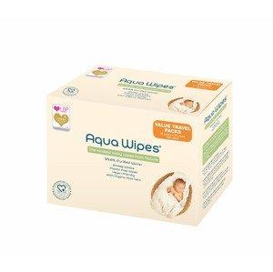 Aqua Wipes EKO Vlhčené ubrousky box 12x12 ks