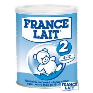 France Lait 2 Pokračovací výživa 400 g