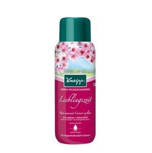 Kneipp Třešňový květ pěna do koupele 400 ml