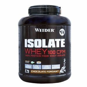 WEIDER Isolate Protein Chocolate fondant 2 kg