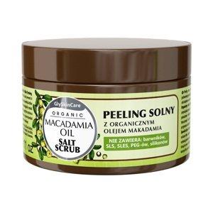 Biotter Solný peeling s organickým makadamovým olejem 400 g