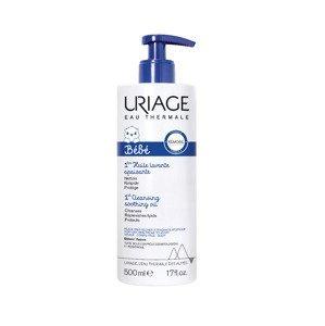 Uriage Bébé Zklidňující čisticí olej 500 ml