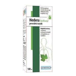 Generica Hedera bylinný roztok 100 ml