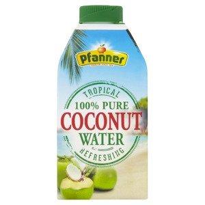 PFANNER Kokosová voda 100% 500 ml