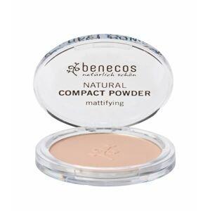 Benecos Kompaktní pudr sand 9 g
