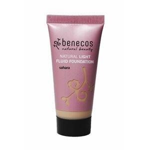 Benecos Lehký fluid make-up sahara 30 ml