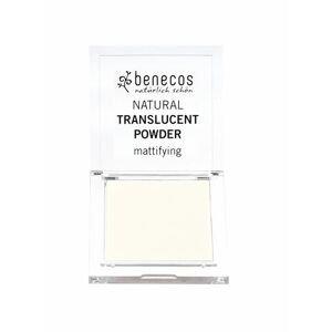 Benecos Transparentní pudr 6,5 g