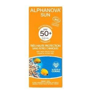 Alphanova SUN BIO Opalovací krém SPF50+ 50 g