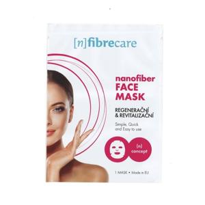 (n)fibrecare M1 Suchá pleťová maska regenerační a revitalizační 1 ks