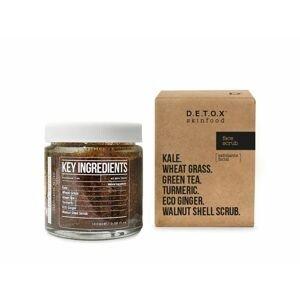 Detox Skinfood Pleťový peeling 100 ml