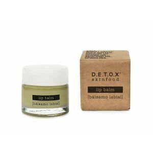 Detox Skinfood Balzám na rty 10 ml