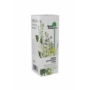 Naturprodukt Kapky pro dýchací cesty 50 ml