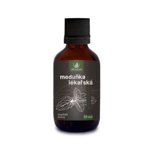 Allnature Meduňka lékařská bylinné kapky 50 ml
