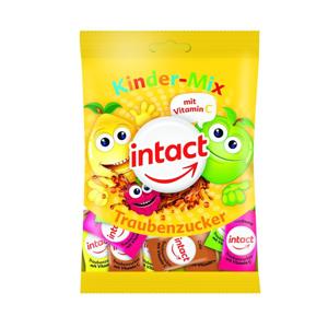 Intact Hroznový cukr Kinder-mix sáček 100 g