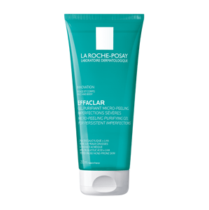 La Roche-Posay Effaclar Čisticí mikropeelingový gel 200 ml