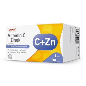 Dr.Max Vitamin C + Zinek 90 tablet