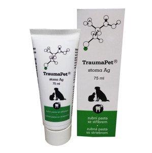 TraumaPet Ag Zubní pasta se stříbrem 75 ml