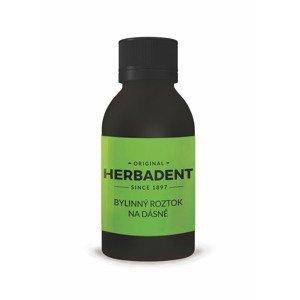 Herbadent Original bylinný roztok na dásně 25 ml