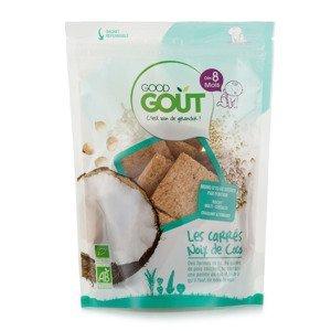 Good Gout BIO Kokosové polštářky 8m+ 50 g