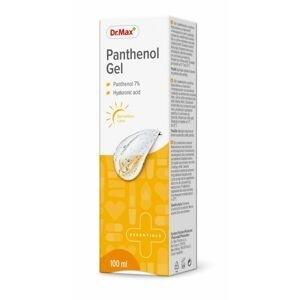 Dr.Max Panthenol 7% gel s HA 100 ml